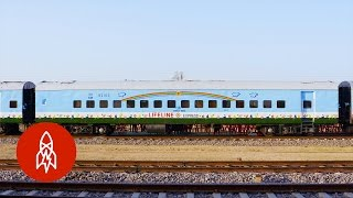 All Aboard the Lifeline Express