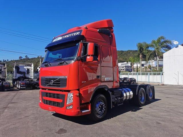 Vídeo do caminhão FH460 6x2 Globetroter