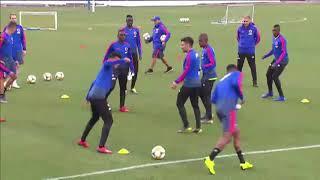 Repase El Entrenamiento De Este Martes De La Selección Colombia, En Japón | Gol Caracol