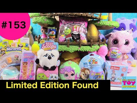 Blind Bag Treehouse #153 Limited Edition Minions Slitherio Disney LOL Doll | PSToyReviews