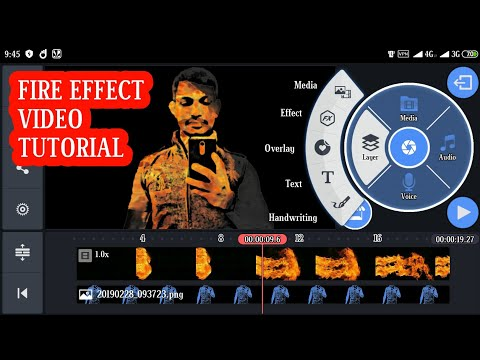 Download How To Make Fire Effect Video In Kannada Video 3GP Mp4 FLV