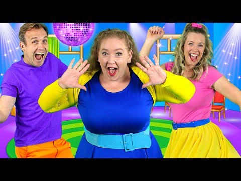 Dance Party! 🕺 Dance Songs for Kids - Actions Song - Bounce Patrol