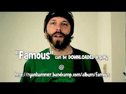 Ryan Hammer - Famous (Live in the studio)