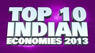 Top 10 Indian State Economies 2013