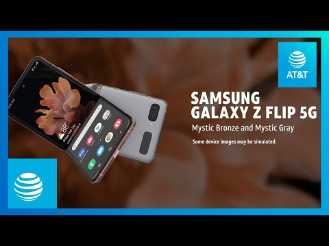 Samsung Galaxy Z Flip 5G | AT&T-youtubevideotext