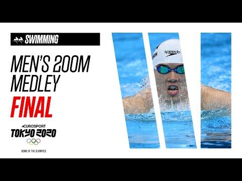 Mens 200m Individual Medley Final</a> 2021-07-30
