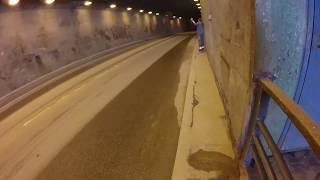 Канонерский тоннель на роликах. Полное погружение. ЗСД. Канонерский остров.