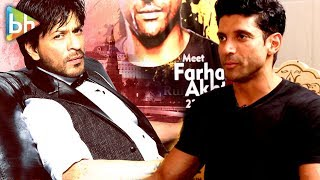 Farhan Akhtar Shares EXCLUSIVE Information On Shah Rukh Khan's Don 3