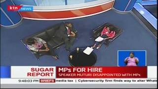 Checkpoint Discussion: Alleged bribery within parliament with concern to sugar report