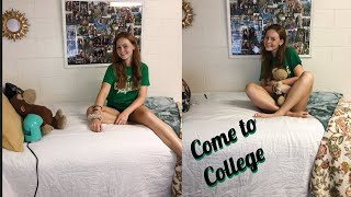 VLOG: life in college| at UNCC