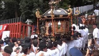 【宮城県】御座船と供奉船が行き交う塩竈みなと祭