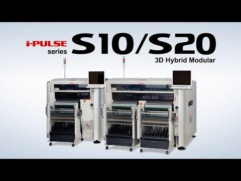 Yamaha Mounter i-Pulse Series