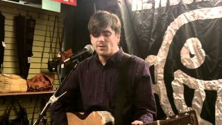 Anthony Green - Love You No Matter What (Newbury Comics Faneuil Hall, Boston, 1-18-2012)