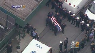 Neighbors Remember Fallen Firefighter As