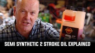 Penrite MC-2ST Semi Synthetic Two Stroke Oil Explained
