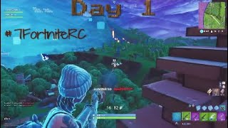#7FortniteRC Day1 Of Grind! |Avaary