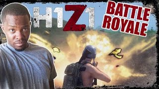 BATTLE AT THE DEATH CABIN!! - H1Z1 Battle Royale Gameplay | H1Z1 Solo BR