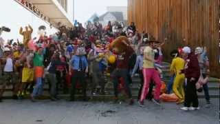 preview picture of video 'ASFJMS - HARLEM SHAKE - FACULTÉ JEAN MONNET SCEAUX - France'
