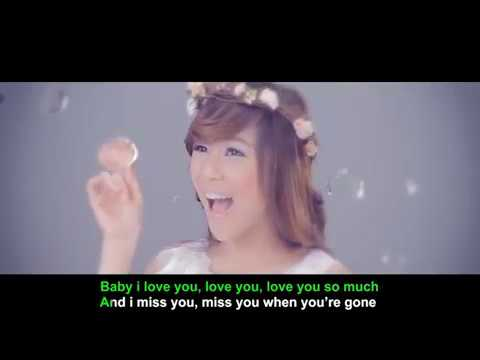Cherrybelle - Love Is You [ Official Lyric Video ]