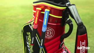 TOUR SNSR Contour Putter Grip-video