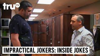 Impractical Jokers: Inside Jokes - Joe Does Sick Corpse Work | truTV