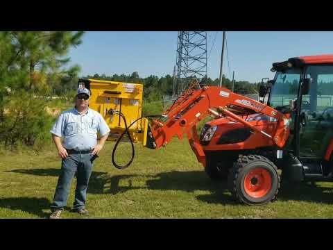 2020 Titan Implement Trail Blazer Cutter in Saucier, Mississippi - Video 1