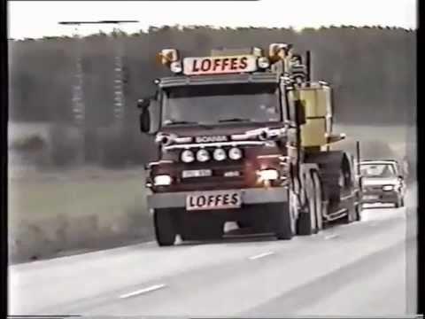 Scania 3 series Youtube video