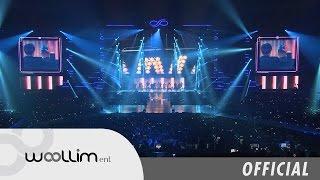 """인피니트(INFINITE) """"엔딩을 부탁해 (INFINITE EFFECT ADVANCE LIVE Ver.)"""" Official MV"""