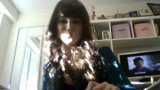 Drunk Lip Synching: The Donnas - I Don't Wanna Know (If You Don't Want Me)