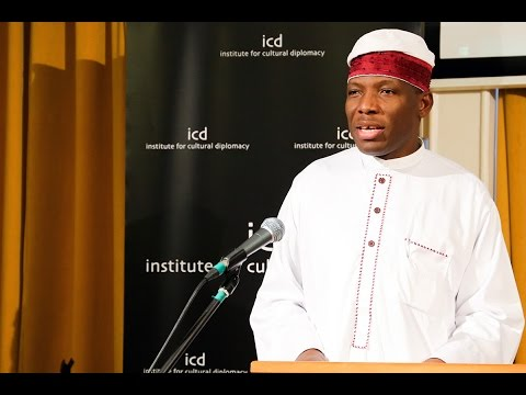 Oba Dokum Thomson (His Royal Majesty the Oloni of Eti-Oni, State of Osun, Nigeria)