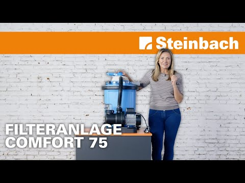 Filteranlage Speed Clean Comfort 75