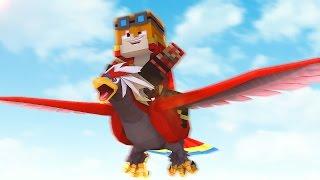 Braviary  - (Pokémon) - Minecraft : Pokemon Champions 2.0 - BRAVIARY #7 ‹ MayconLorenz ›