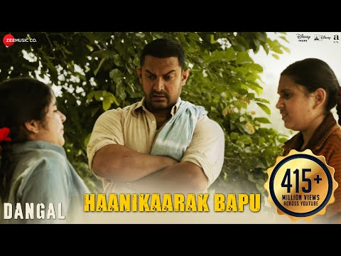 Download Haanikaarak Bapu - Dangal | Aamir Khan | Pritam |Amitabh B| Sarwar & Sartaz Khan | New Song 2017 HD Video