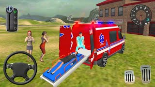 City Ambulance Rescue Driver - 911 Emergency Rescue Simulator - Android Gameplay #5