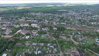 Г. Луза, Кировская область, 17.07.2020 (DJI Phantom 3 Advanced)