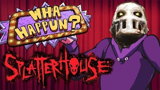 What Happened? - Splatterhouse (2010)