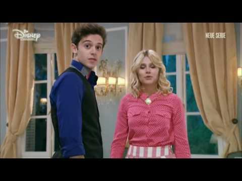 Soy Luna 1– Luna sagt Simon, dass sie nicht auf Matteo steht 【Folge 16】