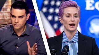 Ben Shapiro DESTROYS Megan Rapinoe and the gender pay gap