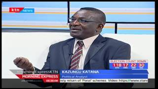 Is NASA's flagbearer really important or their ideologies and manifesto? Analyst-Katana Kazungu
