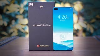 Huawei P40 Pro OFFICIAL - LIMITLESS DESIGN!