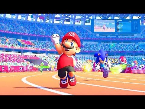 TOKYO 2020 Jeux Vidéo Officiels Bande annonce VF (2019) Mario