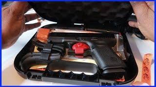 Unboxing Glock 19 Gen 5   My 1st Glock
