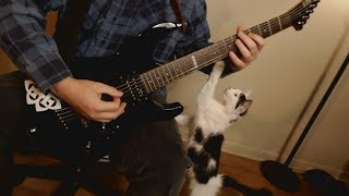 """Evanescence - """"Taking Over Me""""  (Guitar Cover) HD"""