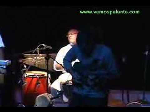 Ciudá e Locos - Vamos Palante en vivo CELARG 2007