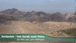 preview picture of video 'Jordanien - Von Kerak nach Petra'