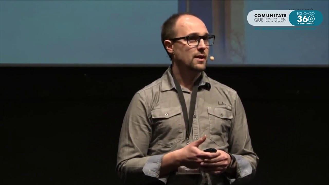 Projectes Educatius Comunitaris: l'energia del treball col·laboratiu (Jordi Díaz) 2