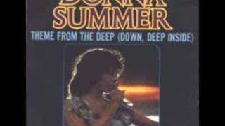 Donna Summer - Down Deep Inside
