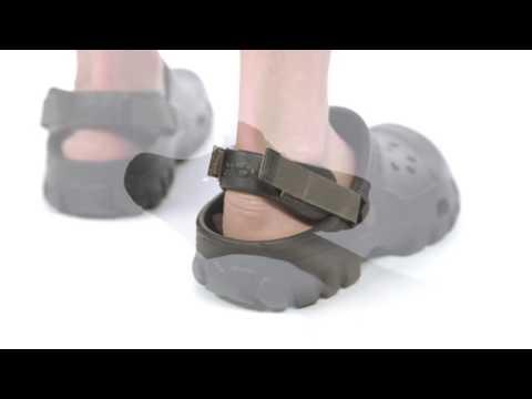 Crocs Off Road Sport papucs