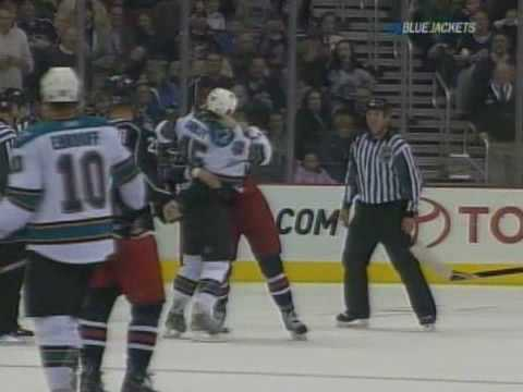 Jody Shelley vs Jared Boll