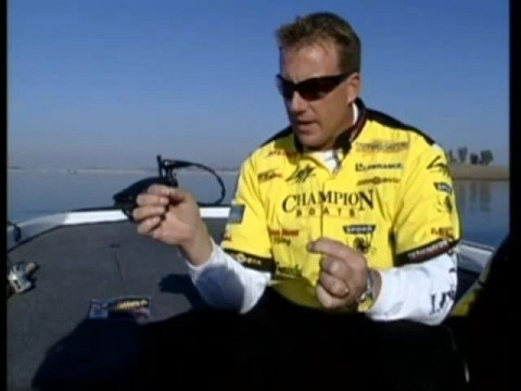 Bass Fishing Tips – Skeet Reese drop shot